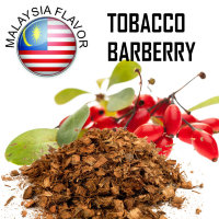 Малайзия Tobacco Barberry (Табак с барбарисом) 5 мл
