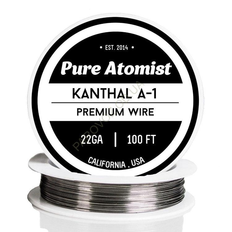 Кантал (Kanthal) 0,4 мм (1 м.)