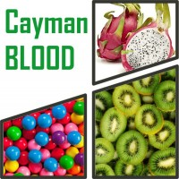 Жидкость Cayman BLOOD (Клон)