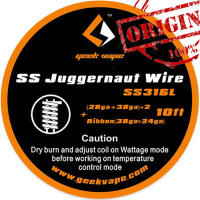 GeekVape 10ft SS Juggernaut Wire
