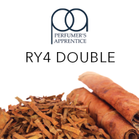 TPA RY4 Double - Карамельный табак (5 ml.)