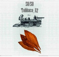 Жидкость PAROVOZ - Tobbaco_V2 (60 ml.)