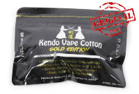 Хлопок (вата) Kendo Vape Cotton Gold Edition + 20% free (Оригинал)