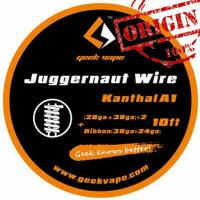 GeekVape 10ft Kanthal A1 Juggernaut Wire