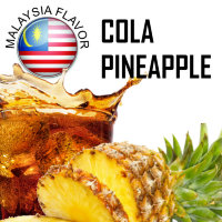 Малайзия Cola Pineapple (Кола с ананасом) 5 мл