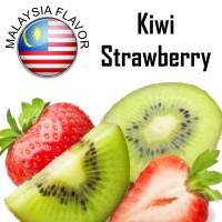 Малайзия Kiwi Strawberry (Киви с клубникой) 5 мл