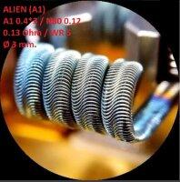 Спираль HM Alien - A1 (2 шт. - пара)