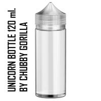 Пластиковые бутылочки Unicorn Bottle by Chubby Gorilla 120мл.