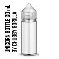 Пластиковые бутылочки Unicorn Bottle by Chubby Gorilla 30мл.