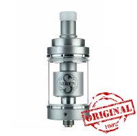 Обслуживаемый атомайзер Digiflavor Siren 2 MTL GTA 24 mm. 4.5ml Silver (Оригинал)