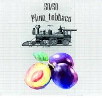Жидкость PAROVOZ - Plum_tobbaco (60 ml.)