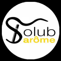Solubarome - Banane fraise creme (Бананово-клубничный крем) 5 мл.