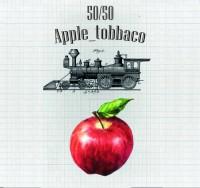 Жидкость PAROVOZ - Apple_tobbaco (120 ml.)
